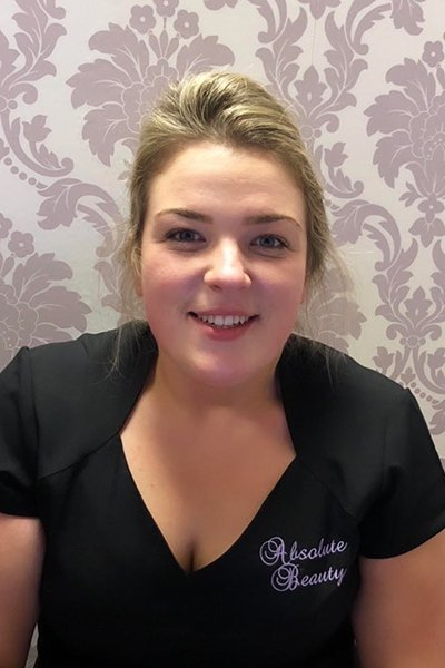 Vicky - Absolute Beauty by Sarah   Beauth Salon Maynooth, Kildare